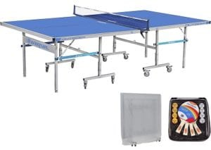 Harvil 9 Foot Folding Outsider Table Tennis Table