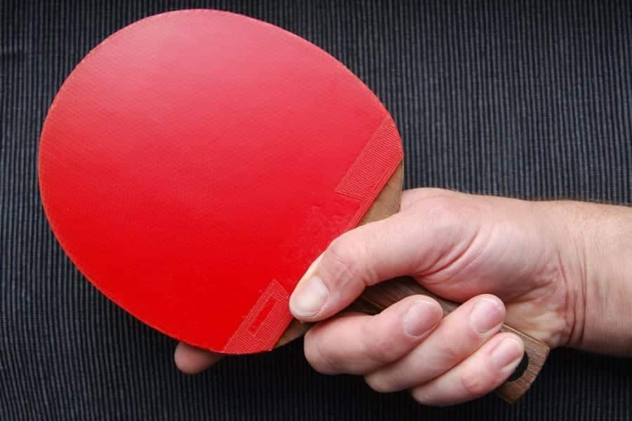 How To Hold A Ping Pong Paddle - Learn The Best Way To Hold