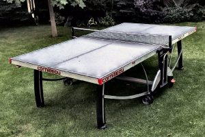 How To Clean A Ping Pong Table Top