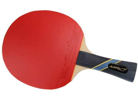 MAPOL 4 Star Professional Ping Pong Paddle