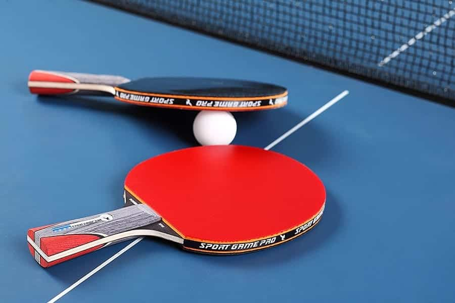 Ping Pong Paddle JT-700 Review