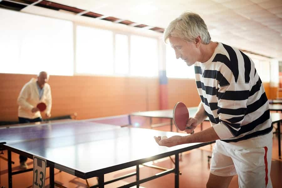 Tips On How To Play Ping Pong (Table Tennis) : The Beginner's Guide