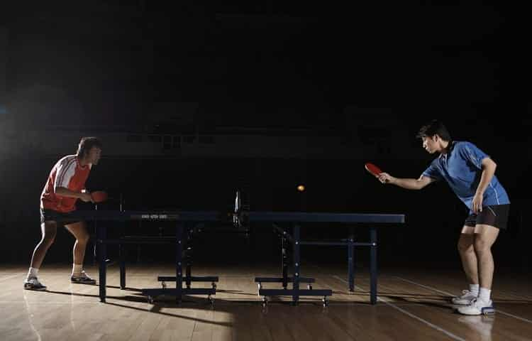 Table Tennis Players