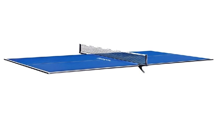 Harvil Table Tennis Conversion Top with Free Net and Posts Review
