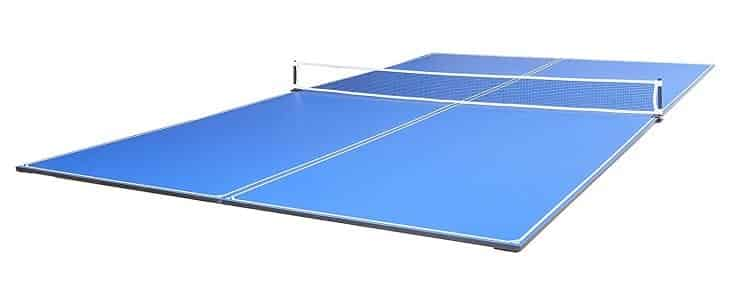 JOOLA Tetra - 4 Piece Ping Pong Table Top Review
