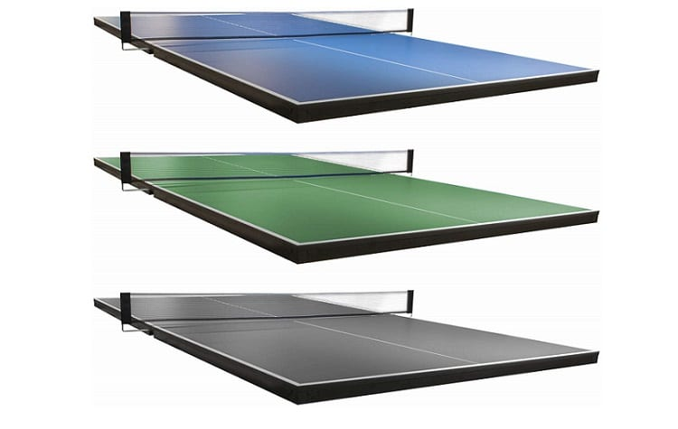 Martin Kilpatrick Ping Pong Table for Billiard Table | Conversion Table Review