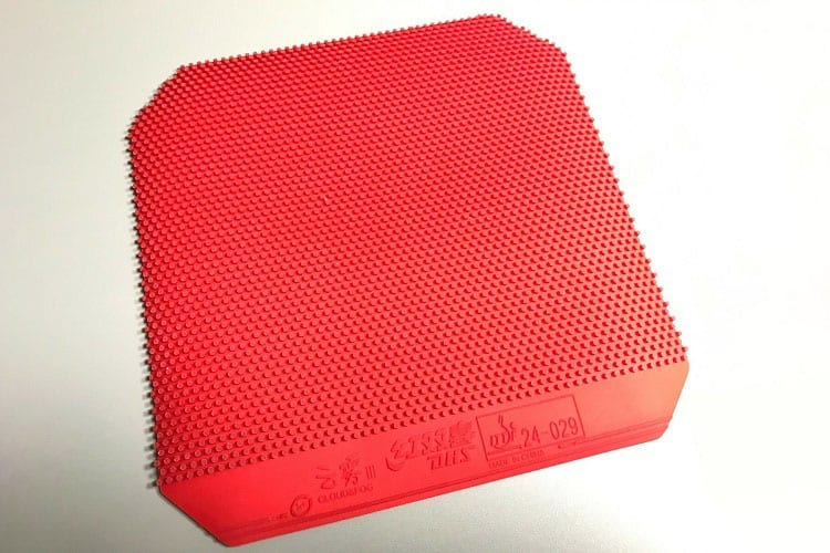 Red Paddle Rubber