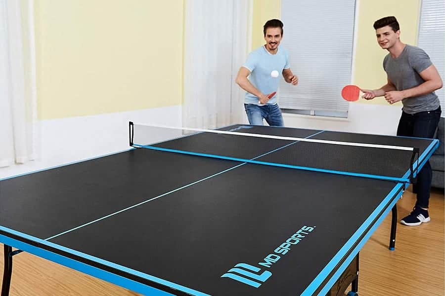 MD Sports Table Tennis Set Review