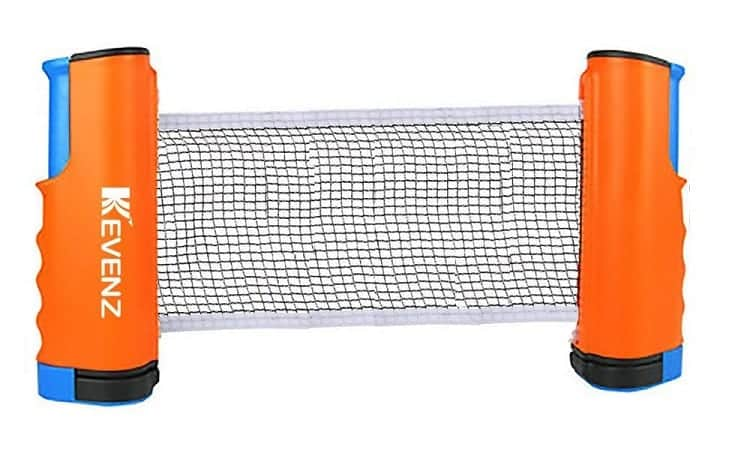 KEVENZ Retractable Table Tennis Net Replacement Review