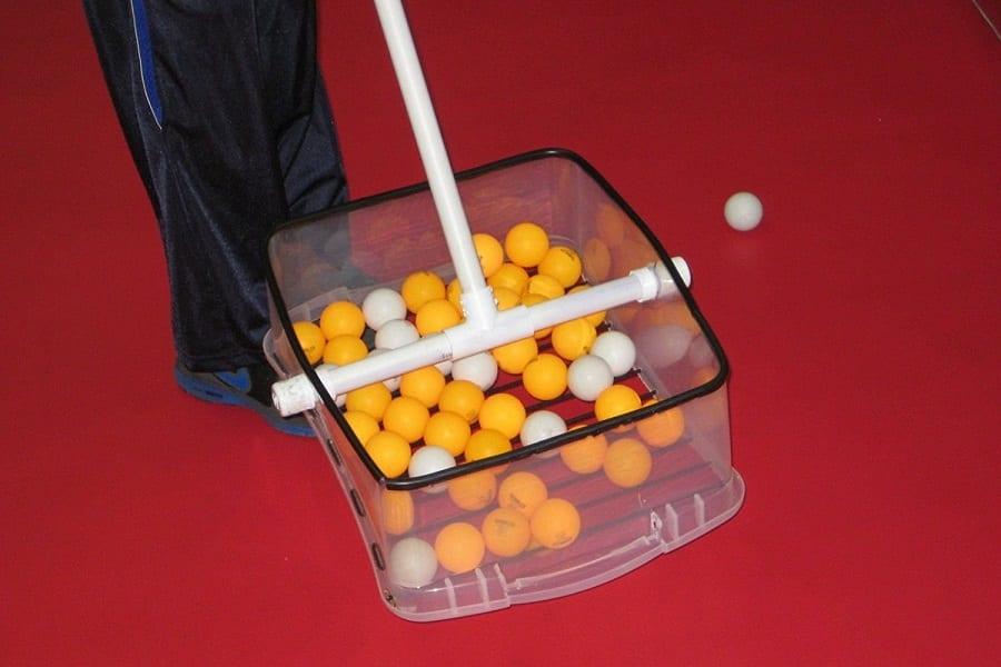 Table Tennis Ball Picker