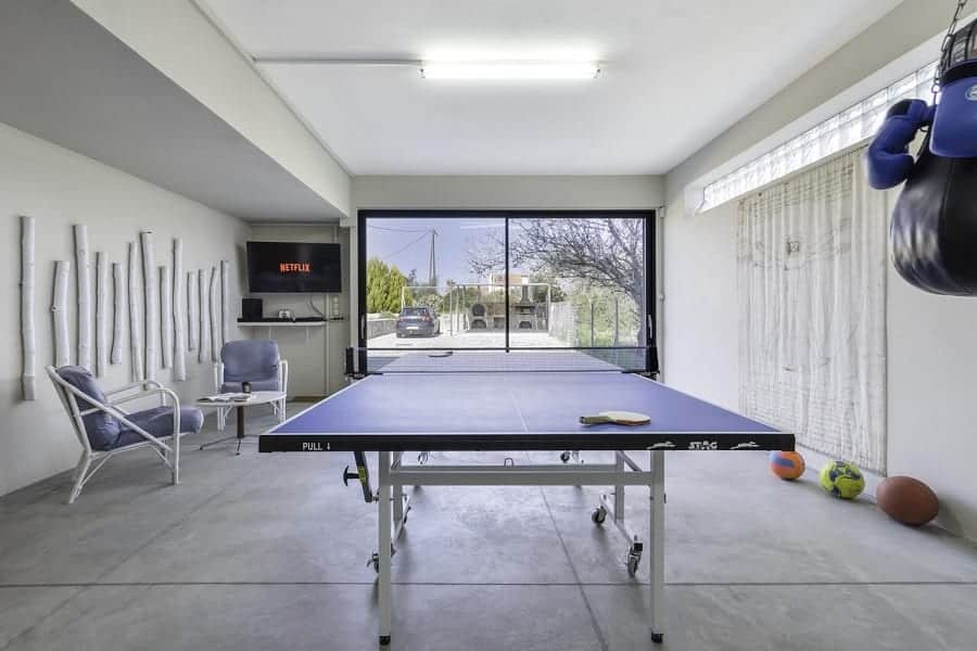 How Much Space Is Needed For A Ping Pong Table?