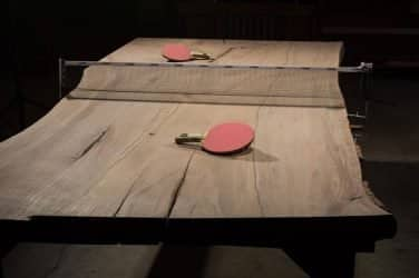 How To Make A Ping Pong Table Out Of Wood