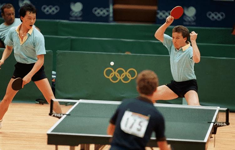 Table Tennis On Olympics
