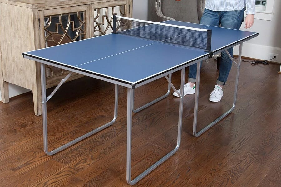 7 Best Mini Ping Pong Tables (2020 Update)