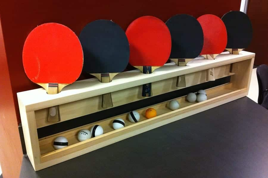 4 Best Ping Pong Paddle And Ball Holder
