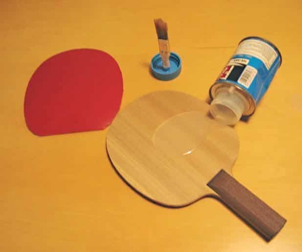 Table Tennis Glue