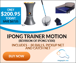 ipong trainer motion