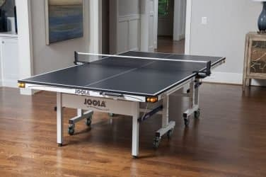 JOOLA Motion 25 - Tournament Grade Table Tennis Table Review
