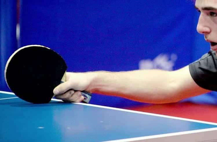 Ping Pong Seemiller Grip