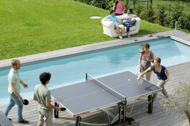 13 Best Outdoor Ping Pong Tables Of 2020 (Durable & Waterproof)