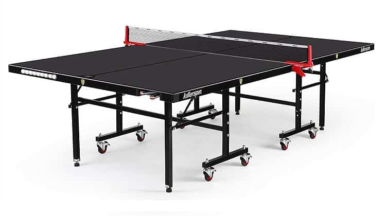 Killerspin MyT7 BlackStorm Table Tennis Table Review
