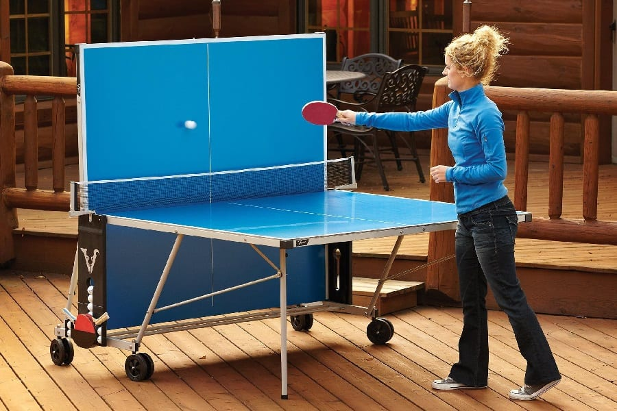 How to Practice Ping Pong Alone