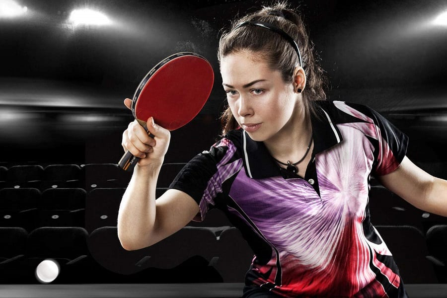 Idoraz Table Tennis Paddle Professional Racket