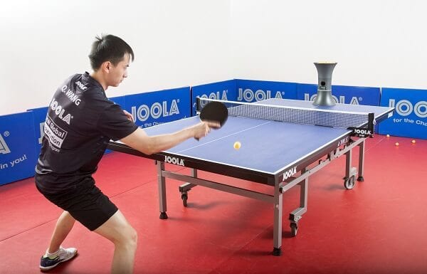 Practice Ping Pong Alone With IPONG Trainer Motion