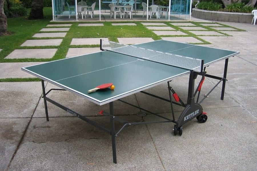 8 Best Kettler Ping Pong Table Reviews 1