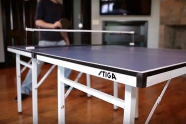Stiga Table Tennis Table Reviews Playing On Stiga