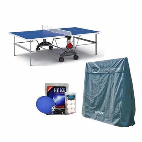 Kettler Top Star XL Weatherproof Table Tennis Table