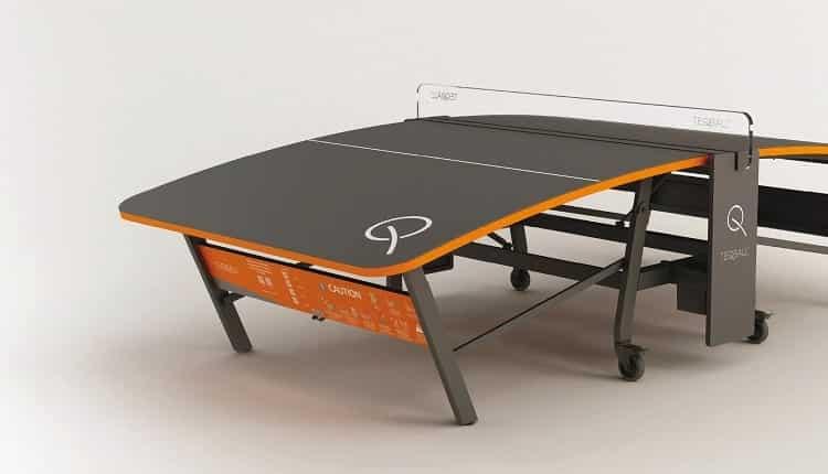 Teqball table