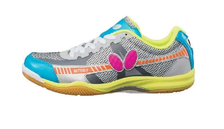 BUTTERFLY TABLE TENNIS LEZOLINE TB SHOES