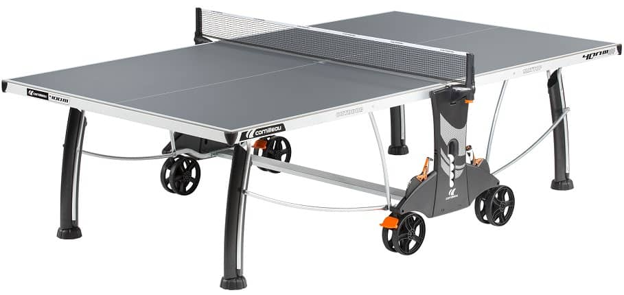 8 Best Cornilleau Ping Pong Tables 2