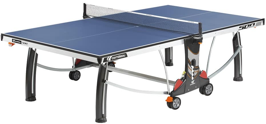 8 Best Cornilleau Ping Pong Tables 3