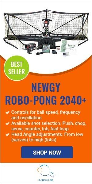newgy robopong 2040