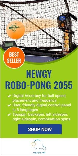 newgy robopong 2055